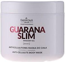 Voňavky, Parfémy, kozmetika Anticelulitídna maska pre telo - Farmona Mask