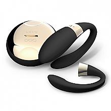 Voňavky, Parfémy, kozmetika Vibračná masáž pre páry, čierna - Lelo Tiani 2 Design Edition