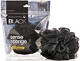 Voňavky, Parfémy, kozmetika Hubka do kúpeľne - Suavipiel Black Men Sense Sponge