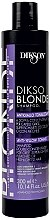 Voňavky, Parfémy, kozmetika Tónovací šampón proti žltnutiu - Dikson Dikso Blonde Anti-Yellow Toning Shampoo