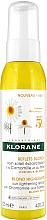Voňavky, Parfémy, kozmetika Sprej na vlasy - Klorane Blond Highlights Sun Lightening Spray With Chamomile And Honey