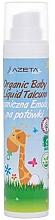 Voňavky, Parfémy, kozmetika Organický detský lotion na telo pre reguláciu potenia - Azeta Bio Organic Baby Liquid Emulsion