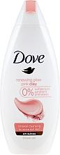 Voňavky, Parfémy, kozmetika Krémový sprchový gél s ružovým ílom - Dove Renewing Glow Pink Clay Shower Gel