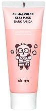 Voňavky, Parfémy, kozmetika Zosvetľujúca ílová maska - Skin79 Animal Color Clay Mask Dark Panda