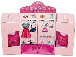 Voňavky, Parfémy, kozmetika Sada lakov na nechty - Snails Me & Mini Me (nail/polish/7ml + nail/polish/9ml)
