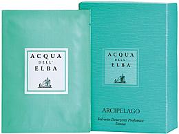 Voňavky, Parfémy, kozmetika Acqua dell Elba Arcipelago Women - Vlhčené obrúsky