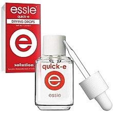 Voňavky, Parfémy, kozmetika Prostriedok na sušenie laku v kvapkách - Essie Quick-E Dryng Drops