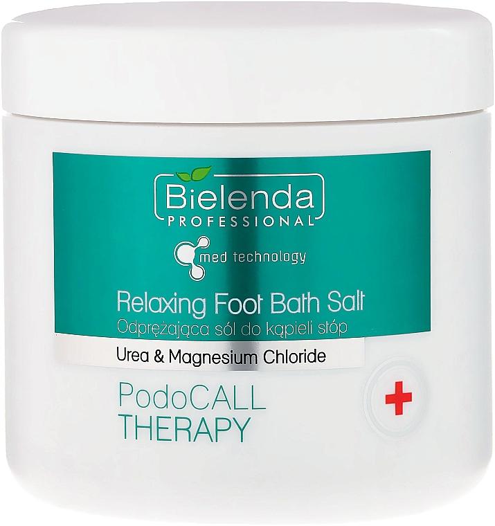 Soľ na nohy - Bielenda PodoCall Therapy Relaxing Foot Bath Salt