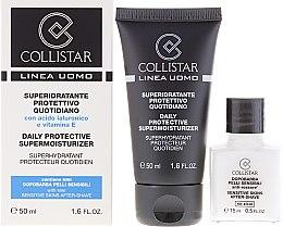 Voňavky, Parfémy, kozmetika Sada - Collistar Daily Protective Supermoisturizer (cr/50ml + cr/15ml)