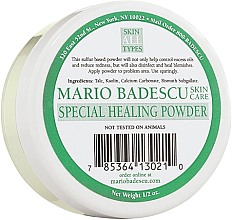 Voňavky, Parfémy, kozmetika Špeciálny liečivý púder - Mario Badescu Special Healing Powder