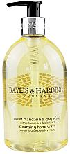 Voňavky, Parfémy, kozmetika Tekuté mydlo na ruky - Baylis & Harding Sweet Mandarin & Grapefruit Hand Wash