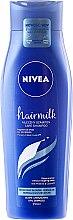 Šampón mliečny na normálne vlasy - Nivea Normal Hair Milk Shampoo — Obrázky N1
