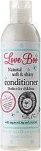 Voňavky, Parfémy, kozmetika Jemný kondicionér na vlasy - Love Boo Natural Soft And Shiny