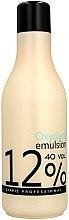 Voňavky, Parfémy, kozmetika Peroxid vodíka v kréme 12% - Stapiz Professional Oxydant Emulsion 40 Vol