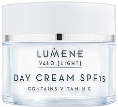 Voňavky, Parfémy, kozmetika Denný krém pre žiarivosť pleti - Lumene Valo Vitamin C Day Cream SPF15