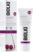Voňavky, Parfémy, kozmetika Posilňujúci krém a vyhladzovaci na noc - Bioliq 45+ Firming And Smoothing Night Cream