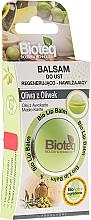 Voňavky, Parfémy, kozmetika Balzam na pery - Bioteq Bio Lip Balm Regenerative and Moisturizing Olive Oil