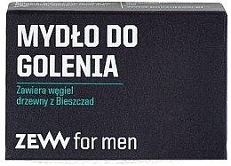 Voňavky, Parfémy, kozmetika Tvrdé mydlo na holenie - Zew For Men Shaving Soap