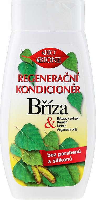 "Kondicionér na vlasy ""Breza"" - Bione Cosmetics Birch Hair Conditioner"