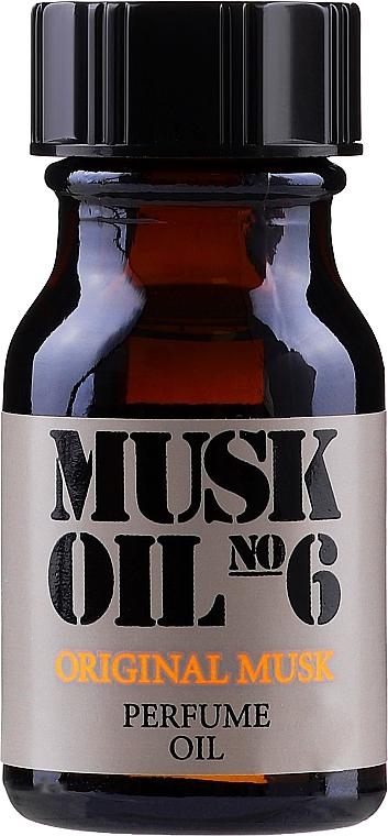 Parfumovaný olej na telo - Gosh Musk Oil No.6 Perfume Oil