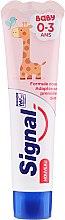 Voňavky, Parfémy, kozmetika Detská zubná pasta - Signal Signal Kids Strawberry Toothpaste