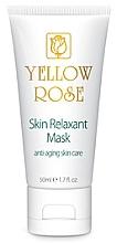 Voňavky, Parfémy, kozmetika Relaxačná maska s botoxovým účinkom (tuba) - Yellow Rose Skin Relaxant Mask