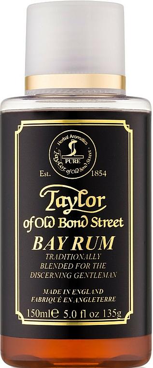 Taylor of Old Bond Street Bay Rum - Lotion po holení