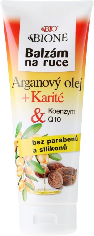 Balzam na ruky - Bione Cosmetics Argan Oil Hand Ointment