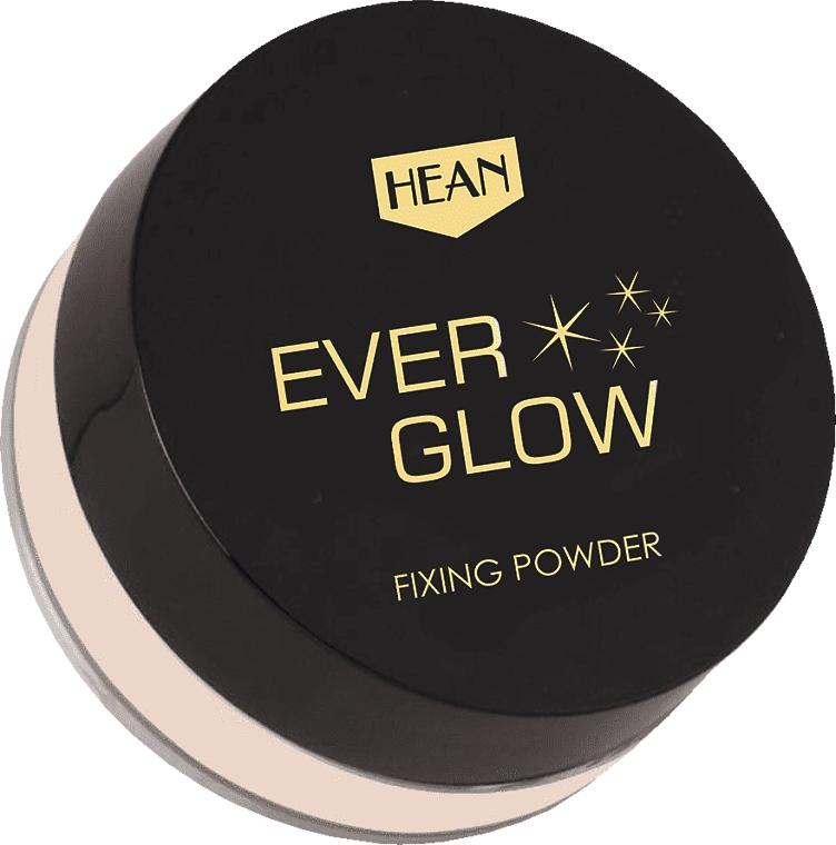 Rozjasňujúci púder na tvár - Hean Ever Glow Setting Powder — Obrázky N1