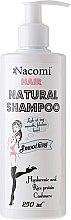 Voňavky, Parfémy, kozmetika Hydratačný a vyhladzujúci šampón - Nacomi Hair Natural Smoothing Shampoo