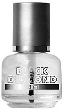 Voňavky, Parfémy, kozmetika Prostriedok na spevnenie nechtov - Silcare Black Diamond