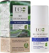 """Voňavky, Parfémy, kozmetika Bio Deodorant """"Pre citlivú pokožku"""" - ECO Laboratorie Bio Deodorant"""