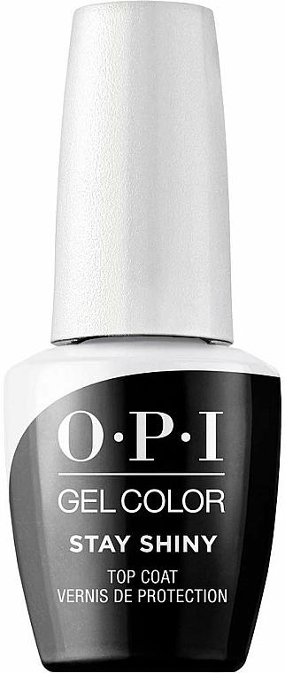 Fixačný vrchný lak - O.P.I. Gel Stay Shiny Top Coat