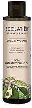 """Voňavky, Parfémy, kozmetika Olej proti striám """"Regenerácia a výživa"""" - Ecolatier Organic Avocado Body Anti-Stretching Oil"""