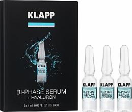 """Voňavky, Parfémy, kozmetika Dvojfázové sérum """"Hyaluron"""" - Klapp Bi-Phase Serum Hyaluron"""