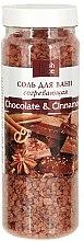 Voňavky, Parfémy, kozmetika Soľ do kúpeľa - Fresh Juice Chocolate & Cinnamon
