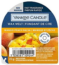 Voňavky, Parfémy, kozmetika Aromatický vosk - Yankee Candle Wax Melt Mango Peach Salsa