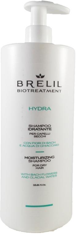 Hydratačný šampón - Brelil Bio Treatment Hydra Shampoo — Obrázky N2