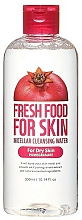 Voňavky, Parfémy, kozmetika Micelárna voda na suchú pokožku - Superfood For Skin Pomegranate Micellar Cleansing Water
