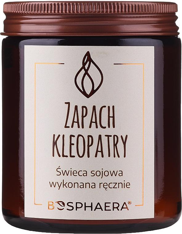 """Vonná sójová sviečka """"Vôňa Kleopatry"""" - Bosphaera The Scent of Cleopatra Candle"""