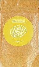 Kávový scrub, banán - BodyBoom Coffee Scrub Banana — Obrázky N1