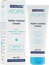 Voňavky, Parfémy, kozmetika Hydratačný krém na tvár a telo - Novaclear Atopis Hydro-Control Cream
