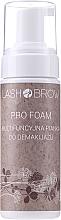Voňavky, Parfémy, kozmetika Multifunkčná odličovacia pena - Lash Brow Pro Foam