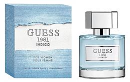 Voňavky, Parfémy, kozmetika Guess 1981 Indigo for Women - Toaletná voda