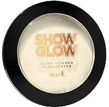 Voňavky, Parfémy, kozmetika Púdrový rozjasňovač na tvár - Avon Mark Show Glow Powder Highlighter