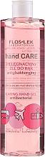 Voňavky, Parfémy, kozmetika Antibakteriálny gél na ruky s ružou a pivóniou - Floslek Hand Care Caring Hand Gel