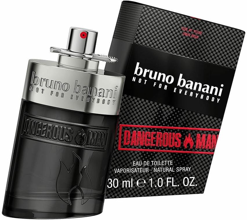 Bruno Banani Dangerous Man - Toaletná voda — Obrázky N3