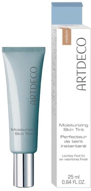 Tónovací krém-starostlivosť o tvár - Artdeco Moisturizing Skin Tint