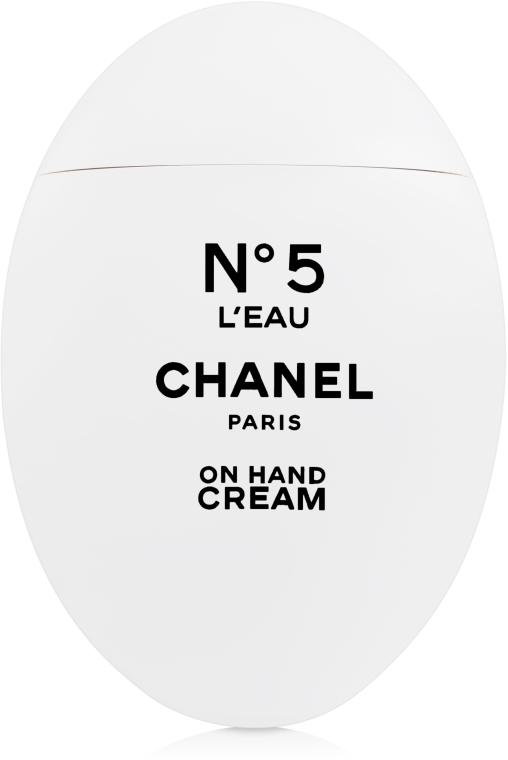 Chanel N5 L'Eau - Krém na ruky