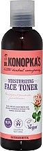 Voňavky, Parfémy, kozmetika Hydratačné tonikum na tvár - Dr. Konopka's Face Moisturizing Toner